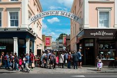 London's only historic market set in a World Heritage Site. Open 7 days a week from 10am-5.30pm. Find street food, antiques, fashion, boutique shops and more.