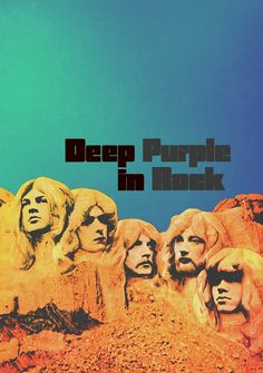 chrisgoesrock:  Deep Purple - In Rock (Advertise Poster)