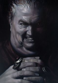 Baron Harkonnen- Could This Be The Most Radiant Collection Of Dune Art Ever Assembled?
