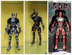 WVW 25CM Hot Sale Comic Hero Deadpool Wolverine X-MEN Play Arts Model PVC Toy Action Figure Decoration For Collection Gift