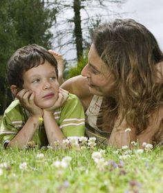 Hoe kun je met je kind over het geloof praten? Artikel