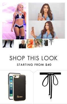 """🌹 Rose 🌹-No Call"" by banks-on-it ❤ liked on Polyvore featuring Rebecca Minkoff, Carmella and Joomi Lim"