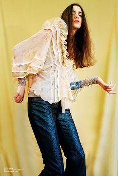 PHOTOGRAPHER: MAFALDA SILVA STYLIST: ROXANNE JONES AND AMY LOU HAYDEN HAIR…
