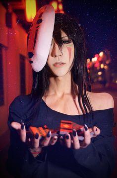 Kaonashi, Spirited Away | Xiao Feng - WorldCosplay--whoa this is cool.