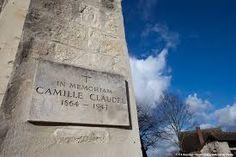 Plaque memoriale Camille Claudel Camille Claudel, Sculpture, Sculptures, Sculpting, Statue, Carving