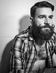 BEARDREVERED on TUMBLR | bearditorium: Quentin