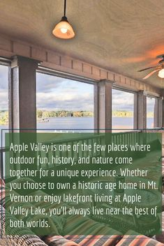 Apple Valley is one of the few places where outdoor fun, history, and nature come together for a unique experience. Whether you choose to own a historic age home in Mt. Vernon or enjoy lakefront living at Apple Valley Lake, you'll always live near the best of both worlds. Apple Valley Ohio, What Is Apple, Vernon, Outdoor Fun, Good Things, Vacation, History, World, Places