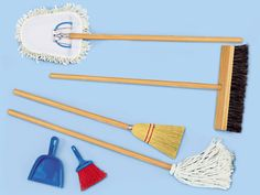 Super Housecleaning Set at Lakeshore Learning