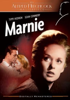 Marnie (1964) Mark marries Marnie although she is a habitual thief and has serious psychological problems, and tries to help her confront and resolve them. Tippi Hedren, Sean Connery, Diane Baker...35