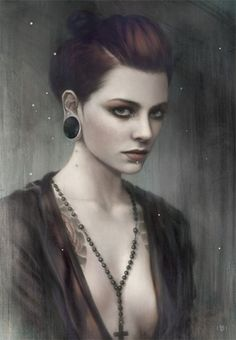 Tom Bagshaw #TomBagshaw #Art  Wow I love this.