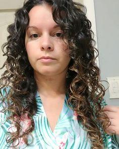 Curly Girl Method One Month Mid Century Mom Curlygirlmethod