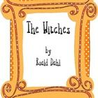 I have prepared a packet of materials to be used with the study of THE WITCHES by Roald Dahl.  I have used these ideas in my classroom and my stude...