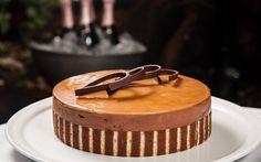 Aprenda a fazer torta musse de chocolate - Receitas - iG