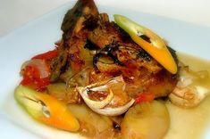 Tomakonyha: magyar Chicken, Food, Red Peppers, Essen, Meals, Yemek, Eten, Cubs