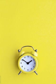 Clock Wallpaper, Mood Wallpaper, Pastel Wallpaper, Wallpaper Backgrounds, Screen Wallpaper, Blog Backgrounds, Wallpaper Quotes, Yellow Clocks, Black Clocks