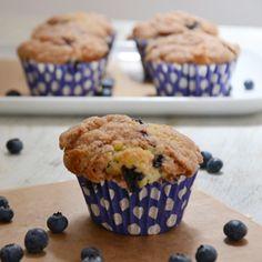 Blueberry Muffins from Starbucks (in Dutch)