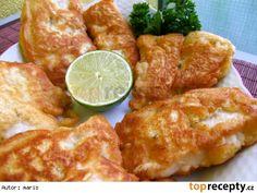 Pangasius v těstíčku - Top Recepty. Yummy World, Ham, French Toast, Chicken, Breakfast, Cooking, Morning Coffee, Hams, Cubs