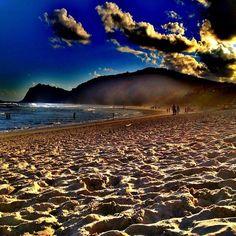 Praia do Cambury - São Sebastião, SP