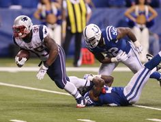 New England Patriots at Indianapolis Colts NFL Score, Recap, News and Notes - Sports Chat Place