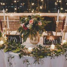 Gorgeous greenery for weddings