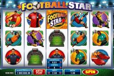 #WhatsHot: Highly lucrative, #fun football slot.   Whats #NotSoHot: It's too bad that none of the symbols are #licensed and they couldn't get any official MLS or FIFA stars involved.