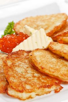 Leftover Mashed Potato Pancakes Recipe #thanksgiving leftover recipe