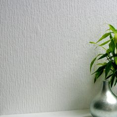 Textured Wallpaper - New Wave for Design - http://www.godecorating.co.uk/paintable-textured-wallpaper/