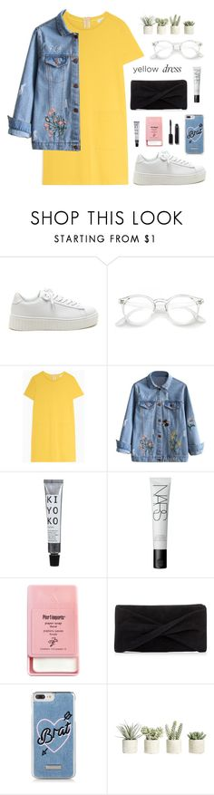 """""""Youth"""" by cyberqueenn ❤ liked on Polyvore featuring Max&Co., NARS Cosmetics, Pier 1 Imports, Reiss, Allstate Floral and Chanel"""