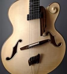 German DB-6 archtop