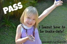 How to Teach Your Child to Read - Teach your child how to be safe snake in a fun and snake-friendly way! Give Your Child a Head Start, and...Pave the Way for a Bright, Successful Future...