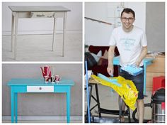 Ugly table became a real treasure. How to do it? Check our site!