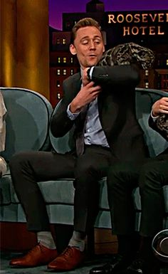 "Huffingtonpost: ""As if we needed any further evidence that hot men and cute animals are a winning combination, Tom Hiddleston has definitely proved it with his latest appearance on 'The Late, Late Show'"" Link: http://www.huffingtonpost.co.uk/entry/tom-hiddleston-baby-leopard-james-corden_uk_5721fd9fe4b0a1e971cb2574"