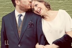 This is what happy looks like.  Jed + Anne's December wedding. Photos by LES LOUPS pictures + songs.