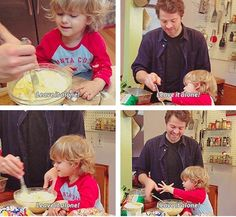 Misha and West together...you're welcome