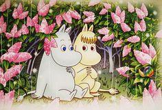 All things moomin. Tove Jansson, Moomin Tattoo, Moomin Wallpaper, Les Moomins, Moomin Valley, Sketches Tutorial, Galerie D'art, Kawaii, Cute Characters