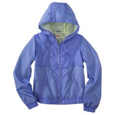 Mossimo Supply Co. Juniors Rain Jacket -Assorted Colors