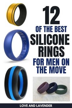 If we haven't made it clear yet, the reasons for choosing a silicone wedding ring are pretty compelling. Here are some we've heard straight from a few guys who swear by them... #siliconerings #siliconeringsformen #siliconeweddingrings #siliconeweddingbands Best Silicone Rings, Silicone Wedding Band, Honeymoon Planning, Girl Thinking, Metal Bands, Unique Rings, Wedding Stationery, How To Look Pretty, Wedding Blog