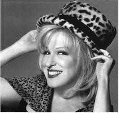 Bette Midler - thecinemasource.com