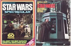 Star Wars special issue magazine
