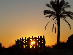 Beautiful Sunset over the #Mediterranean #Sea - #SPAIN #Photography by @Arisignes January 6th 2013
