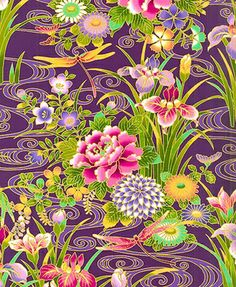 Purple, Plum