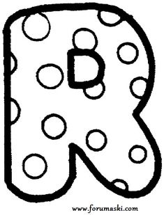 coloring page Alphabet on Kids-n-Fun. Coloring pages of Alphabet on Kids-n-Fun. More than coloring pages. At Kids-n-Fun you will always find the nicest coloring pages first! Letter A Coloring Pages, Coloring Letters, Pattern Coloring Pages, Cool Coloring Pages, Free Printable Coloring Pages, Kids Coloring, Letters For Kids, Alphabet For Kids, Alphabet Nursery