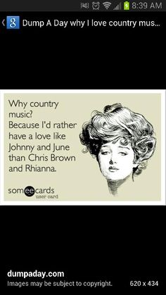 Love country music <3