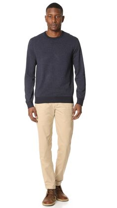 Work Fashion, Men Sweater, Sweaters, Style, Swag, Workwear Fashion, Men's Knits, Sweater