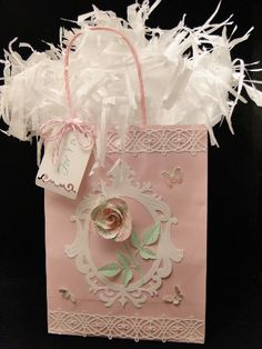Lynne's Bday bag by jasonw1 - Cards and Paper Crafts at Splitcoaststampers