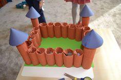Mesto, Planter Pots, Kindergarten, Kids, Good Ideas, Crafts, Diy, Rollers, Cinderella
