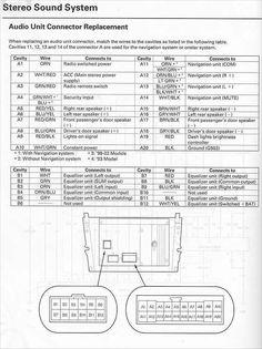 Wiring Diagram Car Stereo Pioneer car stereo, Car