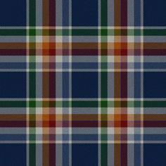 Scots-Irish American Tartan