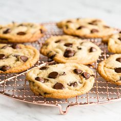 This is the best chocolate chip cookie recipe ever. No funny ingredients, no chi. - This is the best chocolate chip cookie recipe ever. No funny ingredients, no chilling time, etc. Easy Chocolate Chip Cookies, Chocolate Cookie Recipes, Easy Cookie Recipes, Baking Recipes, Dessert Recipes, The Best Chocolate Chip Cookie Recipe Ever, Cookie Chips Recipe, Simple Recipes, Cokies Recipes