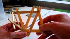 How to Build an Awesome rubber band catapult